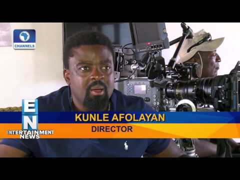 EN: Watch Kunle Afolayan Work On New Pan African Movie - The CEO