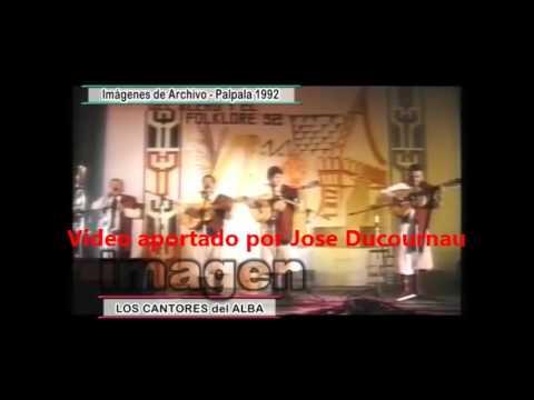 Los Cantores del Alba en Jujuy - Flores del Alma (видео)