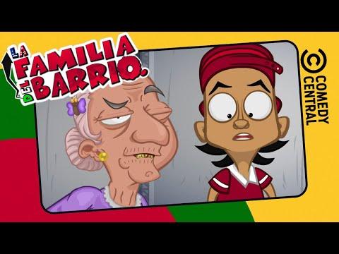 ¿Jonathan Tuvo Un Bebé Con Su Maestra Ruca? | La Familia Del Barrio | Comedy Central LA