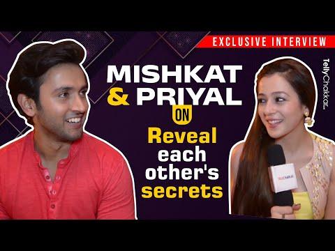 Mishkat-Priyal reveal each other's secrets | Icch