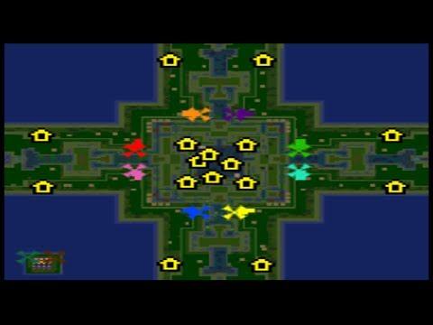 Warcraft 3 - Azure Tower Defense #1