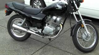 8. 2008 Honda Nighthawk 250 Walkaround & Cold Start Up