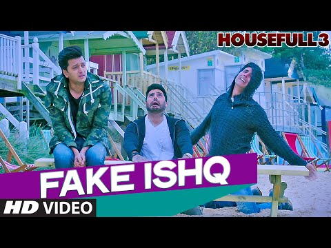 FAKE ISHQ Video Song | HOUSEFULL 3 | T-Series