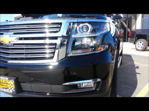 2015 Chevy Tahoe Review & Walk Around - 2015 Chevrolet Tahoe LTZ First Look, Features & Updates