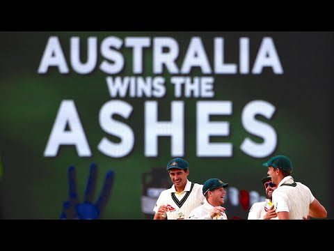 Ashes: Australia thrash England in third Test to regain urn