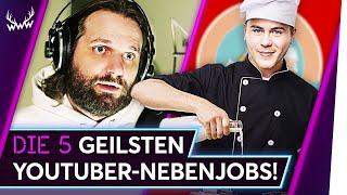 Video Die 5 GEILSTEN YouTuber-Nebenjobs! | TOP 5 MP3, 3GP, MP4, WEBM, AVI, FLV Agustus 2018