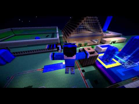 [minecraft] รีวิวmc-thaispirit colo server [HD]