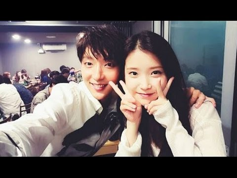 [Behind the scene] Jun Ki & IU cute moments I Moon Lovers - Scarlet Heart Ryeo