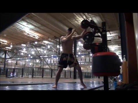 Canadian Muay Thai Fighter Vu Dang