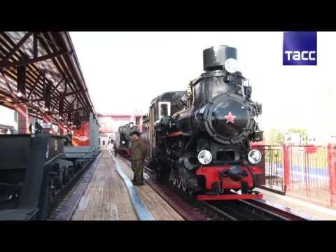 Детская железная дорога открыта наУрале после реконструкции
