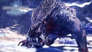 Monster Hunter World Iceborne Gameplay Walkthrough Part 5 -  Ebony Odogaron & More Crazyness