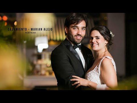 Marian y Alejo - Wedding Planner: Veinte Producciones / Video: Dos Clavos