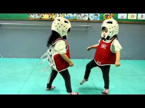 Little Taekwondo Masters