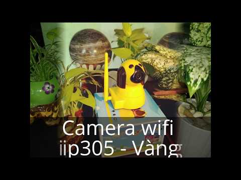 Giới thiệu camera wifi ip305