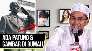 Video Hakikat Hukum Patung dan gambar dalam Islam - Ustadz Adi Hidayat LC MA MP3, 3GP, MP4, WEBM, AVI, FLV Juli 2018