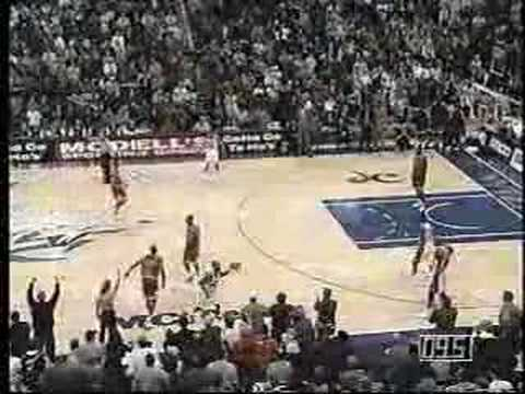Michael Jordan Shot Block/Steal vs. Bulls