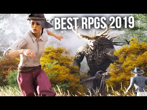 10 BEST Role Playing Games of 2019
