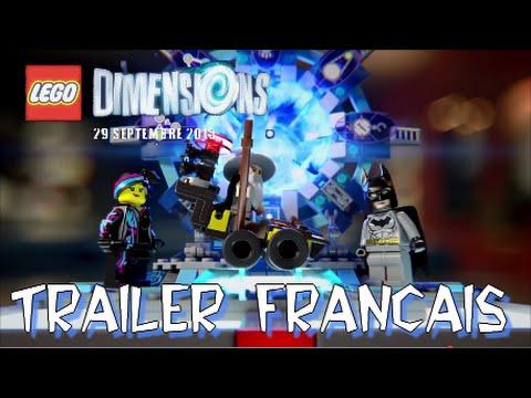 Vidéo LEGO Dimensions 71170 : Pack de démarrage : PS3