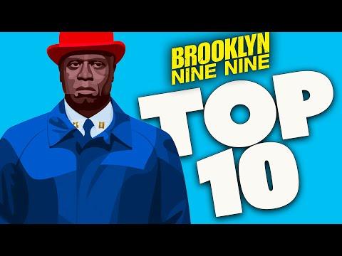 Captain Holt's TOP 10 Funniest Moments | Brooklyn Nine-Nine | Comedy Bites
