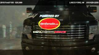 2010 Ford F150 HARLEY DAVIDSON - for sale in FENTON, MI 48430