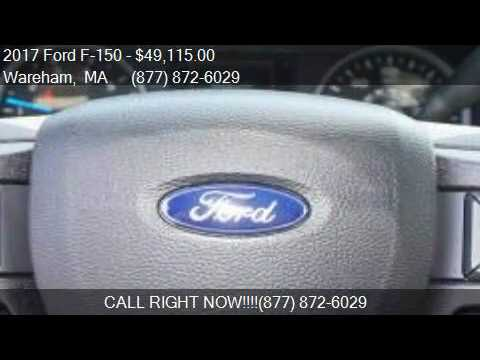 2017 Ford F-150  for sale in Wareham, MA 02571 at Wareham Fo