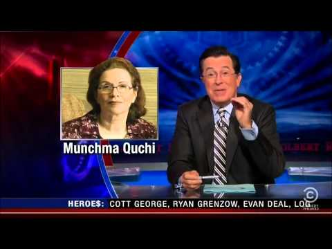 Suq Madiq - Steven Colbert Report