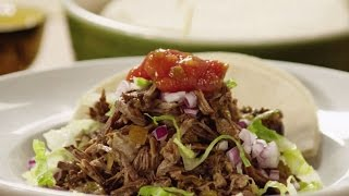 Slow Cooker Recipes - How to Make Mexican-Style Beef
