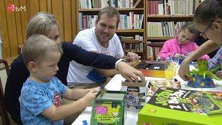 Náhled - Odpoledne deskových her v městské knihovně