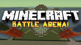 """""""FIGHTING FINALE!"""" - Minecraft: 1v1 Battle Arena Mini-Game #6: w/Woofless"""