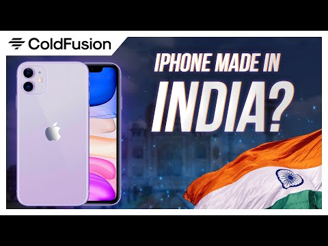 Your Next iPhone Could be Made in India