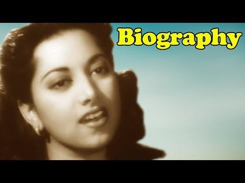Suraiya - Biography in Hindi | सुरैया की जीवनी | बॉलीवुड अभिनेत्री | जीवन की कहानी | Life Story