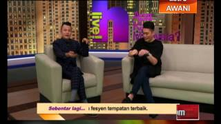 Video Apa Kata Malaysia?: Eksklusif bersama Rizalman MP3, 3GP, MP4, WEBM, AVI, FLV Agustus 2018