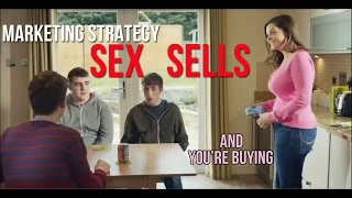 Online Marketing Strategy Techniques: The Sexy Sell. Funny beer commercials targeting Millennial's and Generation X.
