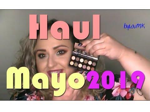 Uñas acrilicas - Haul Mayo 2019