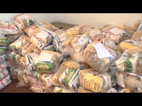 El Ejército Nacional recibió una nueva partida de comestibles.