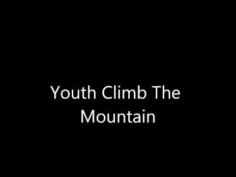 youth climb the mountain