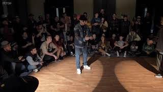 Jenes vs Shockwave – FREESTYLE SESSION 2019 POPPING TOP16