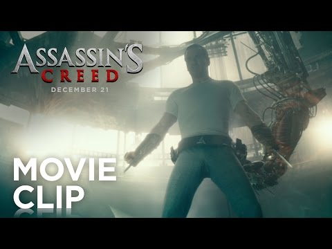 "Assassin's Creed | ""Enter the Animus"" Clip 