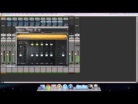 Drum Mixing with Waves Signature Series Plug-ins