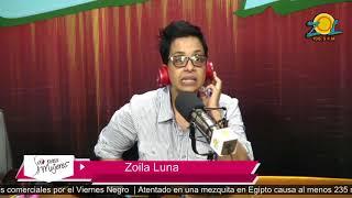 Zoila Luna comenta sobre el Black Friday en #SoloParaMujeres