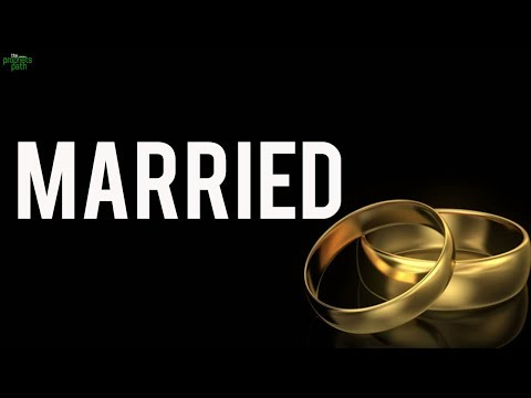 Why You Should Get Married (Powerful)