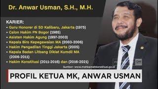 Video Profil Anwar Usman, Ketua MK yang Baru MP3, 3GP, MP4, WEBM, AVI, FLV Juni 2019