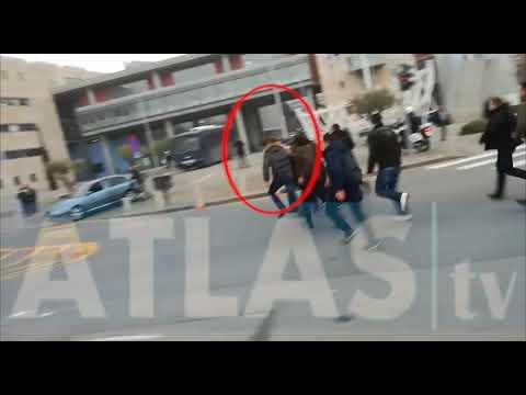 Video - Η ανακοίνωση της αστυνομίας για το συλλαλητήριο της Θεσσαλονίκης