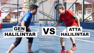 Video Futsal Rusuh!! Gen Halilintar VS Atta Halilintar MP3, 3GP, MP4, WEBM, AVI, FLV Oktober 2018
