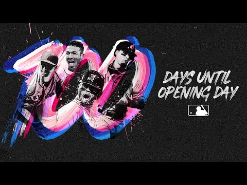 Video: 100 Days Until Opening Day
