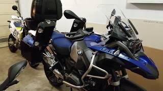 7. My 2015 BMW R1200GS Adventure One Year Anniversary & Road Trip