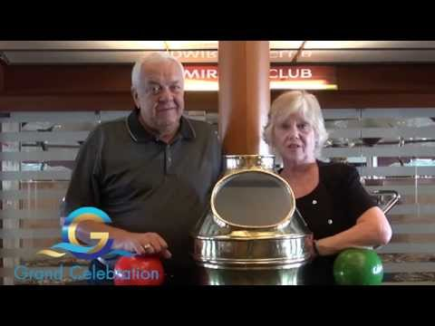 Steve and Susan's Grand Celebration Cruise Testimonial