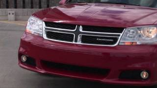 2011 Dodge Avenger - Drive Time Review