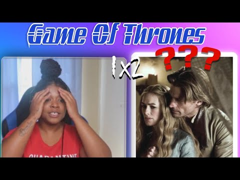 IM SO DONE WITH THIS SHOW! ! Game of Thrones: Season 1, Episode 2 |The Kingsroad REACTION!!!