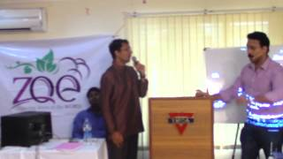 Moving in the presence of God - Zoe Training by Rev. Dr. Sujith Mammen